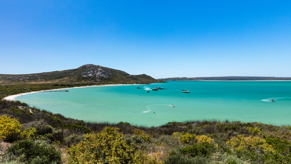 Kraalbaai in West Coast National Park