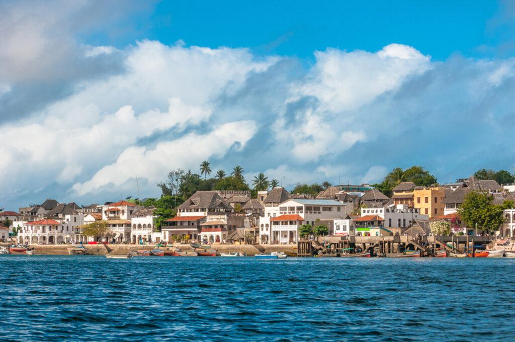 Lamu Island Coast